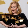 Grammy Showstopper Adele