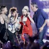 Music Shows Hit Tech Marks