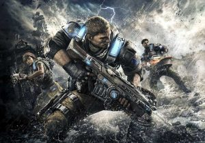 "Microsoft's ""Gears of War 4"""