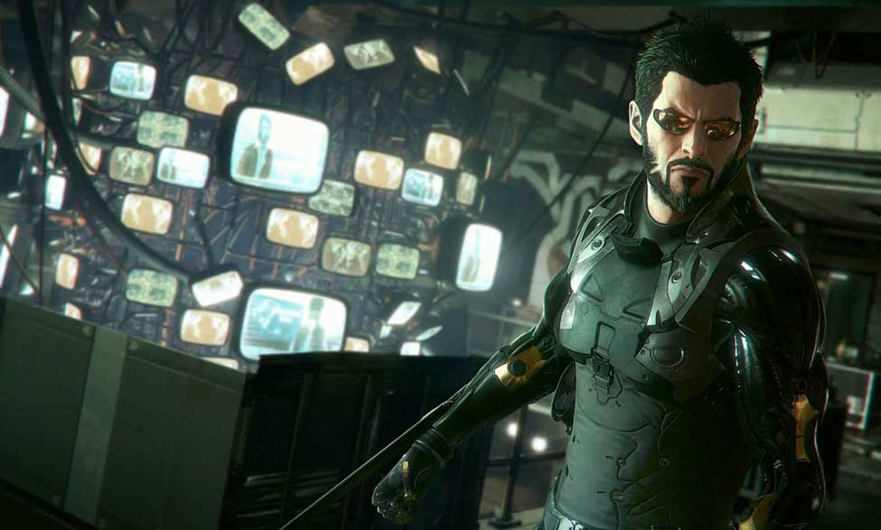 Deus Ex: Mankind Divided is a role-player game centering on covert agent Adam Jensen. (Photo: Square Enix)