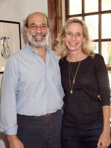 Elliot Groffman and Hilary Leff