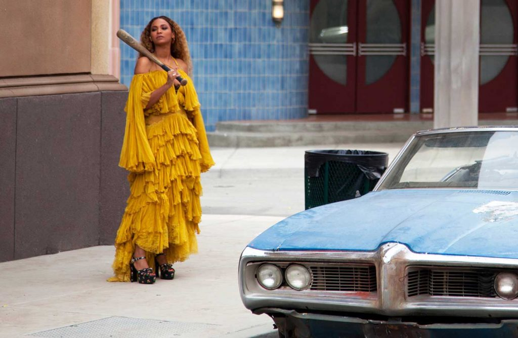 Beyoncé's Lemonade was the top-selling album of the year, according to the IPI, with 2.5 million physical sales and digital downloads (excluding streams). (Photo: Courtesy Sony Music)