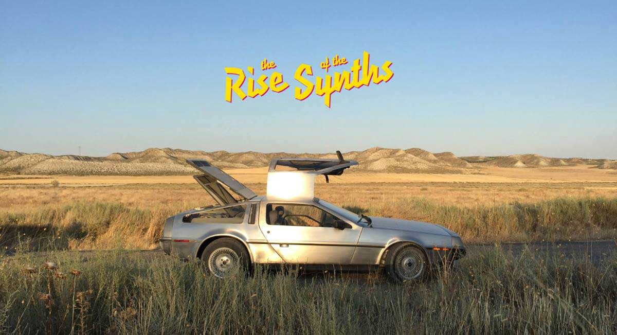 The Rise of the Synths is a documentary about synthwave by Ivan Castell.