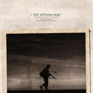 "Cover for Trent Reznor - Atticus Ross original score to ""The Vietnam War"""