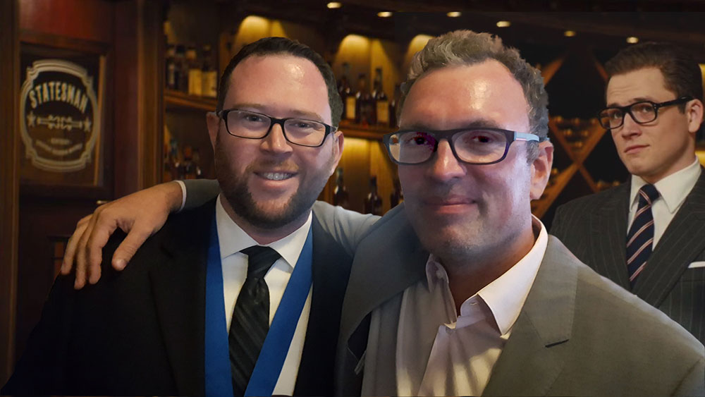 Matthew Margeson and Henry Jackman