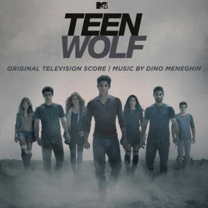 Teen Wolf original score by Dino Meneghin cover